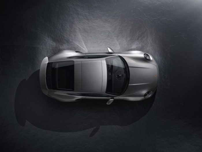 De verbrede 911 Turbo S