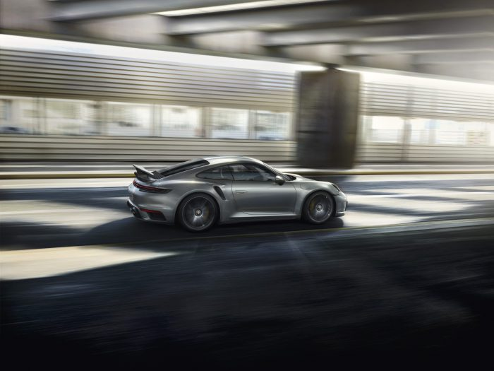 Porsche 911 Turbo S is sportiever afgesteld